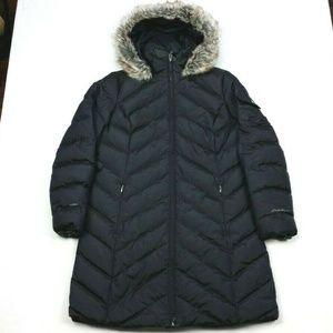 Eddie Bauer Sun Valley 550 Down Puffer Parka Coat